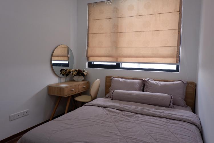 PHÒNG NGỦ 1 căn hộ One Verandah Căn hộ One Verandah đầy đủ nội thất, view thành phố và sông thoáng mát