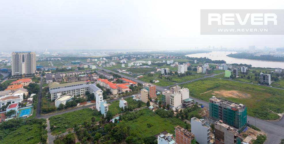 View Bán và cho thuê căn hộ Vista Verde  tầng cao, 3PN, đầy đủ nội thất