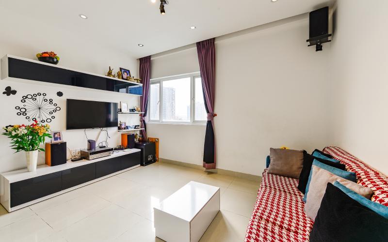 Căn hộ Chung cư SGC 2 phòng ngủ, đầy đủ nội thất