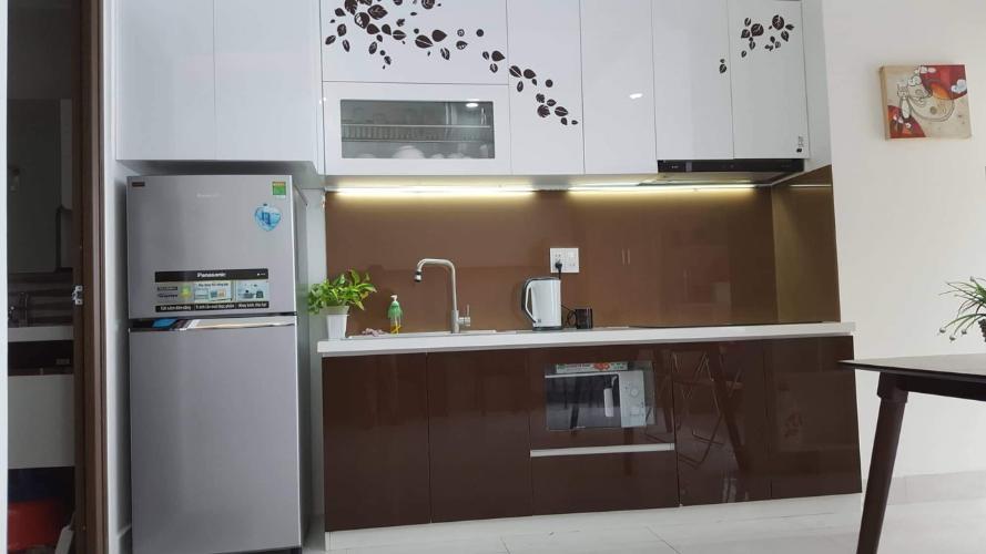 Phòng bếp Kingston Residence, Phú Nhuận Căn hộ Officetel Kingston Residence đầy đủ nội thất tiện nghi.