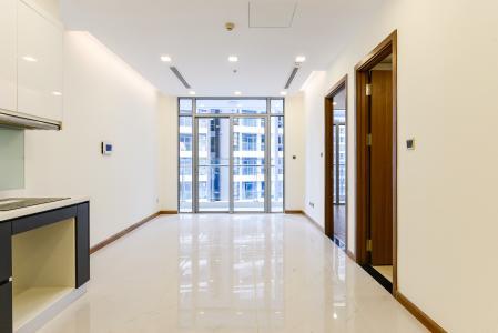 Căn hộ Vinhomes Central Park 1 phòng ngủ tầng cao Park 7
