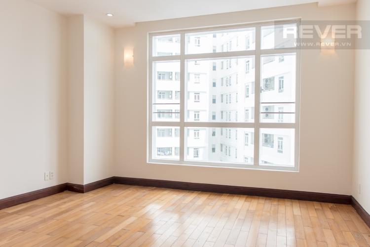 Phòng Ngủ Bán căn hộ Him Lam Riverside 3PN, tháp 1, nội thất cơ bản, view công viên và hồ bơi