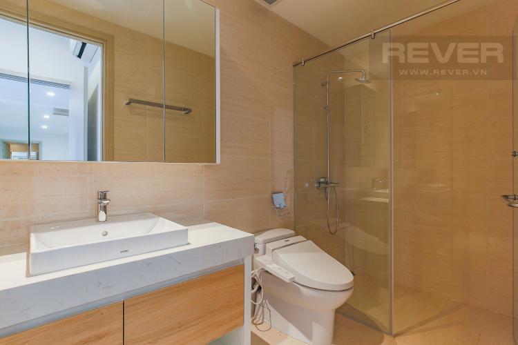 Phòng Tắm 1 Căn hộ New City Thủ Thiêm tầng trung, tháp Venice, 3PN nội thất đầy đủ