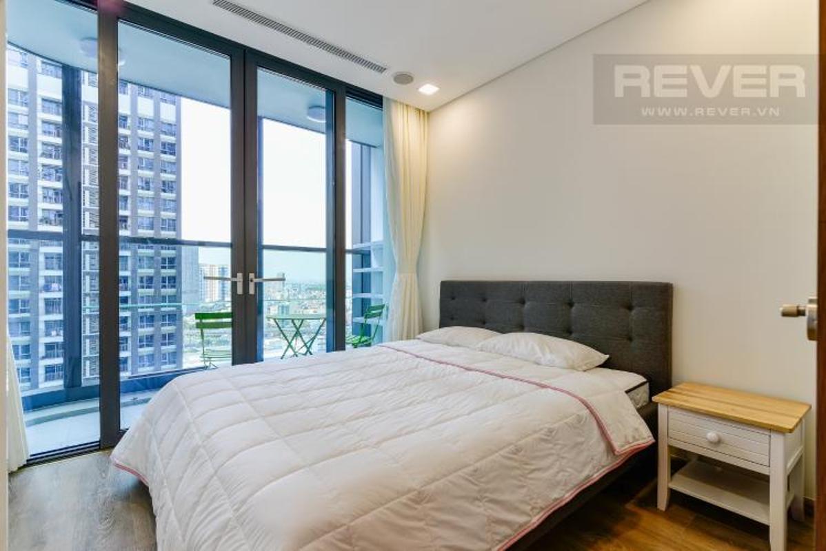 KEngeeDhtAujOp1z Cho thuê căn hộ Vinhomes Central Park 1 phòng ngủ, tháp Landmark 81, đầy đủ nội thất, view Xa lộ Hà Nội