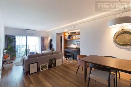 Bán căn hộ Parkland Apartment 2PN, diện tích 108m2, đầy đủ nội thất, có ban công rộng