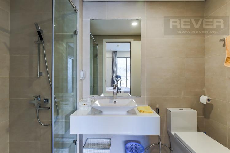 Phòng Tắm 1 Cho thuê căn hộ Masteri Millennium 3PN, diện tích 107m2, đầy đủ nội thất, view Bitexco
