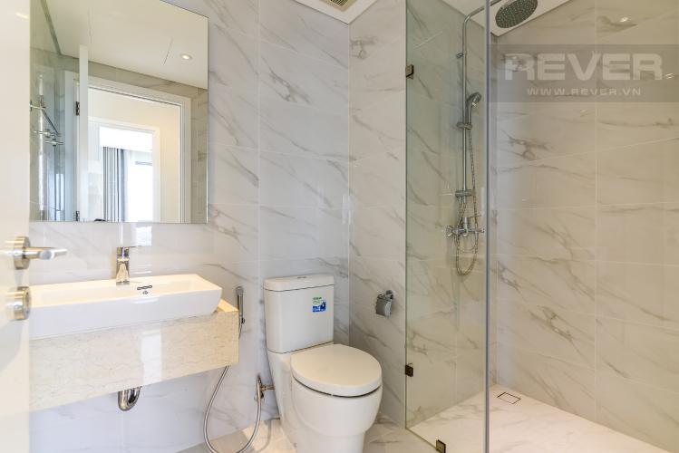 Phòng Tắm 2 Cho thuê căn hộ Diamond Island - Đảo Kim Cương 2PN, tháp Maldives, đầy đủ nội thất, view sông thoáng mát