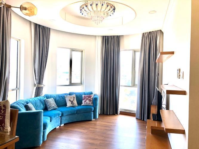 Cho thuê căn hộ Saigon Pavillon 3 phòng ngủ, diện tích 110m2, đầy đủ nội thất sang trọng