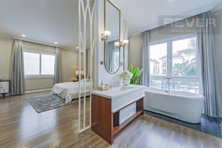 Phòng Ngủ 3 Bán biệt thự Venica 437.5m2 4PN 4WC, nội thất hạng sang, view nội khu