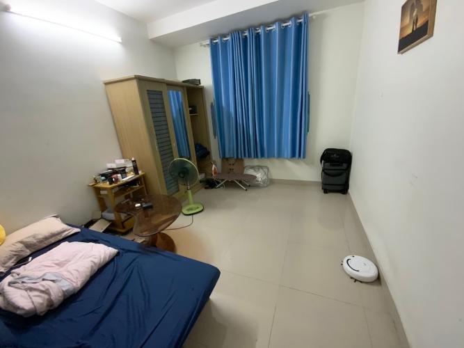 Phòng ngủ căn hộ Belleza Căn hộ tầng 10 Belleza Apartment thiết kế hiện đại, đầy đủ nội thất.