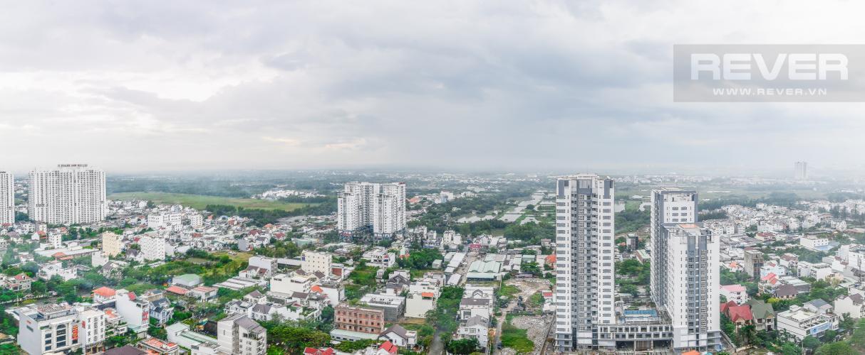 View Căn hộ Phú Hoàng Anh tầng cao 4 phòng ngủ đầy đủ nội thất