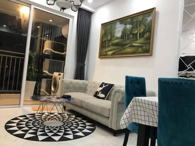 Căn hộ Golden Mansion view thoáng mát , đầy đủ nội thất tiện nghi