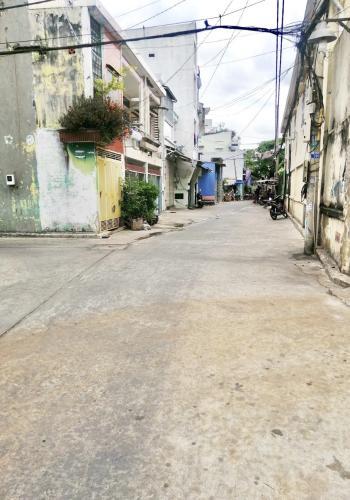 Đường nhà phố đường Lương Đắc Bằng, Tân Phú Nhà phố hướng Tây Bắc hẻm đường Lương Đắc Bằng, sổ hồng bàn giao ngay.