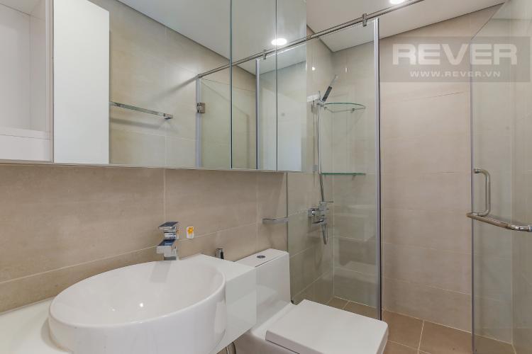 Phòng Tắm 2 Căn hộ Masteri Millennium tầng cao, block B, 2PN nội thất đầy đủ