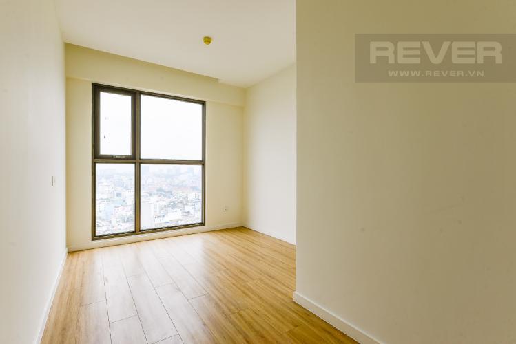 Phòng ngủ 3 Căn hộ Masteri Millennium tầng trung, block A, 4 phòng ngủ, view sông, Quận 4