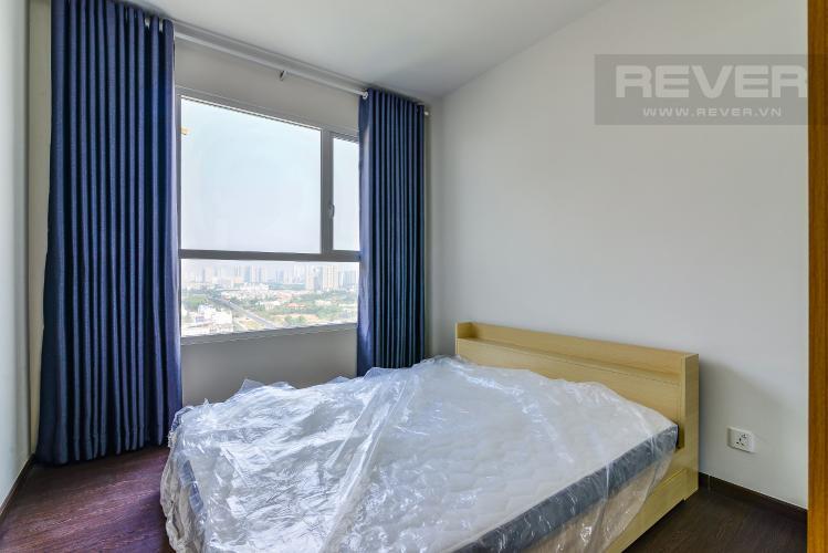 Phòng Ngủ 2 Bán hoặc cho thuê căn hộ  Vista Verde 89.1m2 2PN 2WC, nội thất tiện nghi, view thành phố