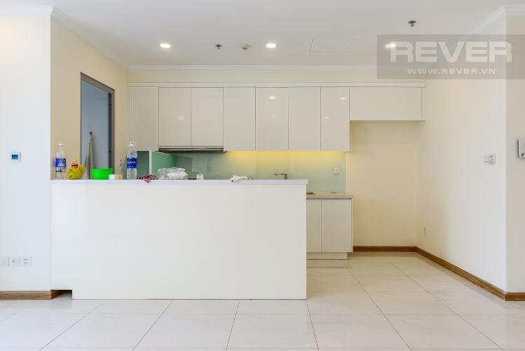 Nhà Bếp Bán căn hộ Vinhomes Central Park 3PN, tầng thấp, đầy đủ nội thất, view hồ bơi