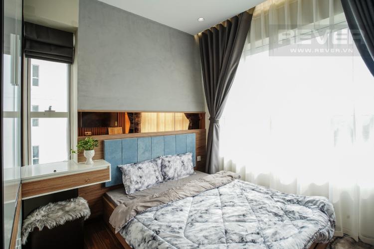 Phòng Ngủ 1 Cho thuê căn hộ Sunrise Riverside 3PN, tầng trung, đầy đủ nội thất, hướng Đông đón gió