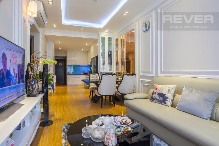 Tổng Quan Bán và cho thuê căn hộ Lexington Residence tầng cao, 2PN, nội thất đầy đủ