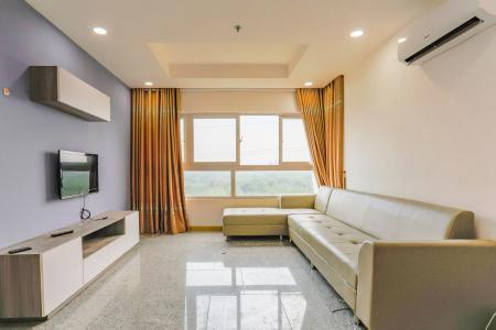 Căn hộ Dragon City Phú Long 3 phòng ngủ tầng thấp hướng Đông Bắc