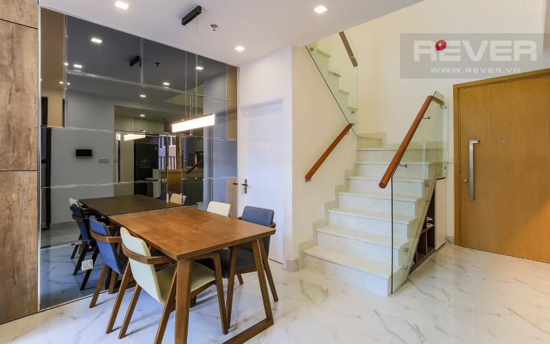 Bàn Ăn Lofthouse Vista Verde 3 phòng ngủ tầng thấp T1 nội thất đầy đủ