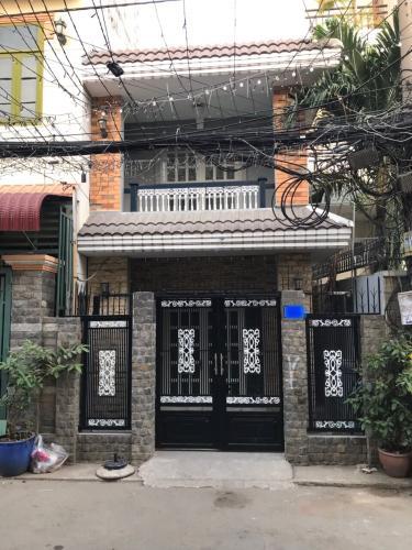 Bán nhà đường Võ Duy Ninh phường 22 quận Bình Thạnh, diện tích đất 62.3m2, sổ hồng đầy đủ