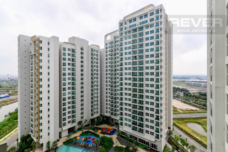 View Cho thuê căn hộ Sadora Apartment 88m2 2PN 2WC, nội thất cao cấp, view hồ bơi