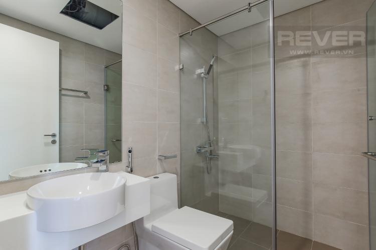 Phòng Tắm 1 Căn hộ Masteri Millennium tầng cao block B, 2PN, nội thất đầy đủ, view kênh