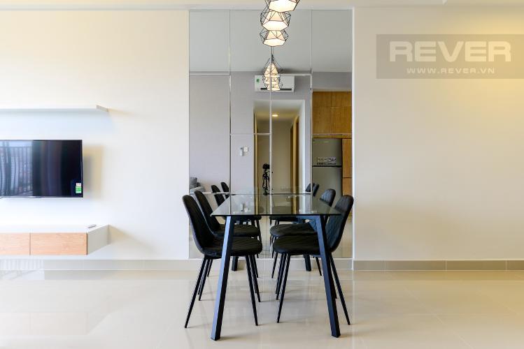 Phòng Ăn Cho thuê căn hộ The Sun Avenue 3 phòng ngủ, tầng cao block 5, đầy đủ nội thất cao cấp
