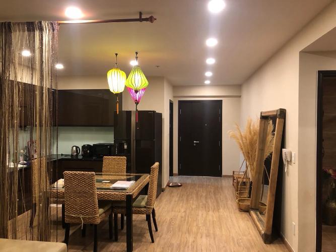 Cho thuê căn hộ Tropic Garden 2PN, đầy đủ nội thất, view sông thoáng mát