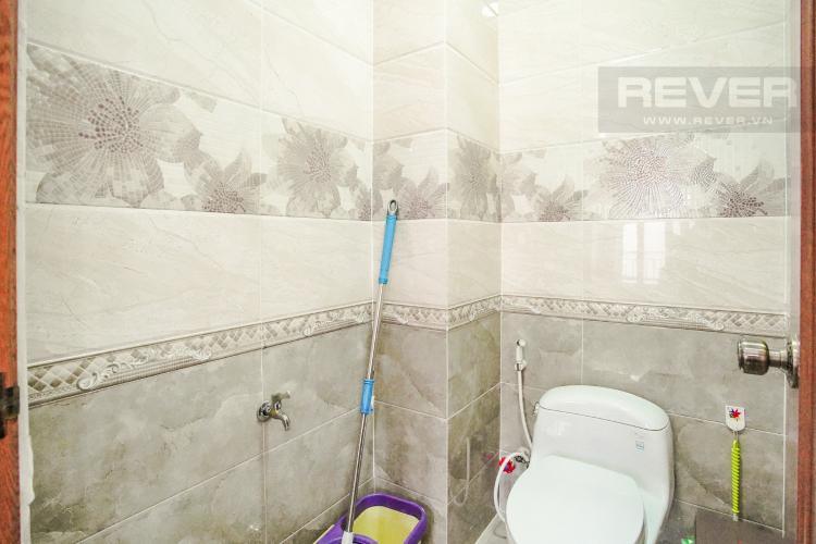 Phòng Tắm Cho thuê nhà phố 3 tầng đường Thạnh Mỹ Lợi, Q2, đầy đủ nội thất, sổ đỏ chính chủ