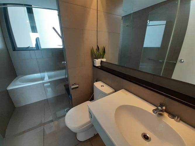 Phòng wc căn hộ Riviera Point Căn hộ tầng cao Riviera Point đầy đủ nội thất hiện đại sang trọng.