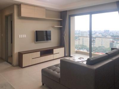 Bán căn hộ The Gold View 3PN, tầng cao, diện tích 116m2, đầy đủ nội thất