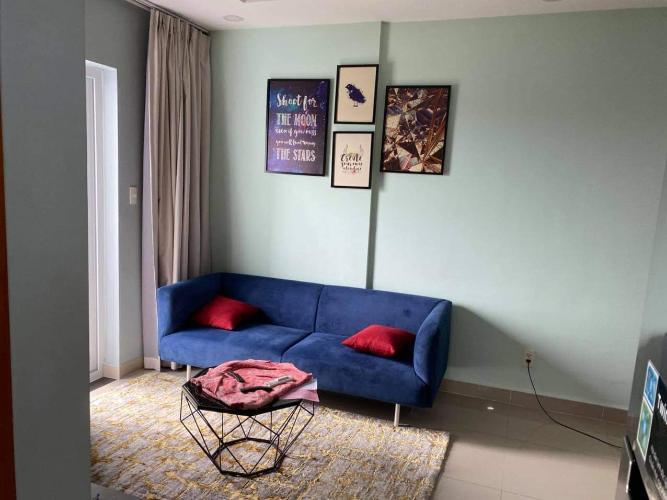 Nội thất Orchid Park Căn hộ Orchid Park tầng trung, đầy đủ nội thất, view thành phố.