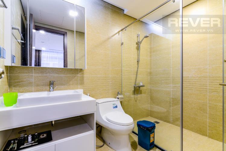Phòng Tắm 1 Căn hộ Vinhomes Central Park 2 phòng ngủ tầng cao P3 hướng Bắc