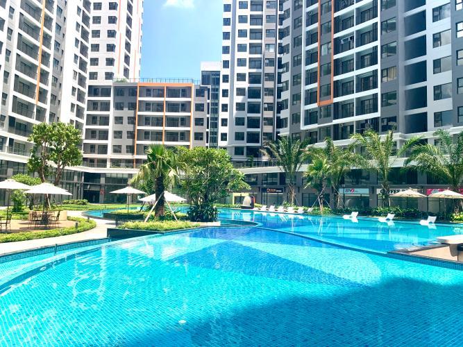 hồ bơi căn hộ Safira Khang Điền Bán căn hộ 90m2 Safira Khang Điền - cửa hướng Đông Nam