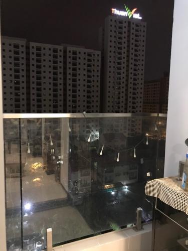Ban công căn hộ De Capella , Quận 2 Căn hộ tầng 8 chung cư De Capella view nội khu yên tĩnh, nội thất cơ bản.