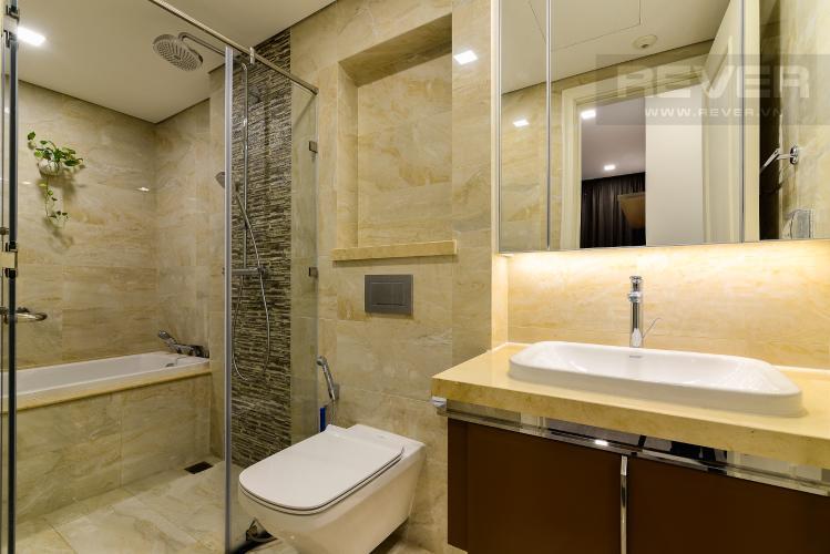 Phòng Tắm 2 Cho thuê căn hộ Vinhomes Golden River 70m2 2PN 2WC, nội thất đầy đủ, view sông