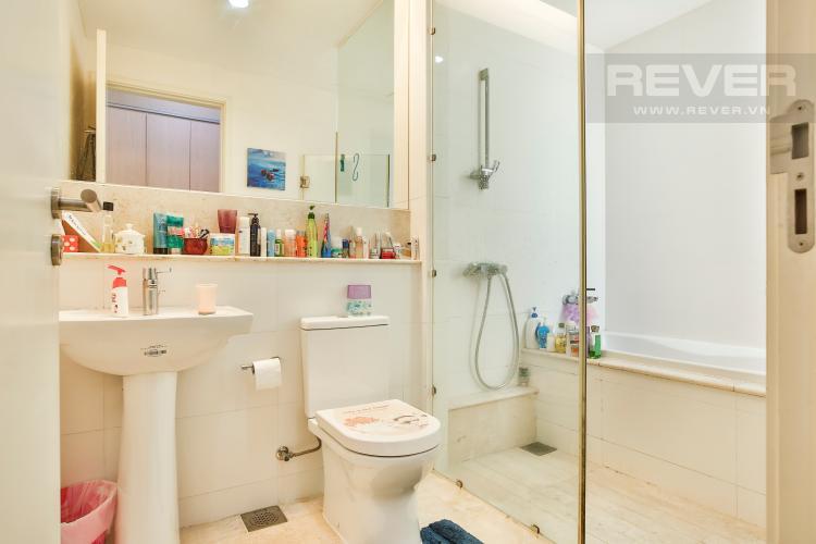 Toilet 2 Căn hộ The Estella Residence 3 phòng ngủ, tầng cao T1, nội thất đầy đủ