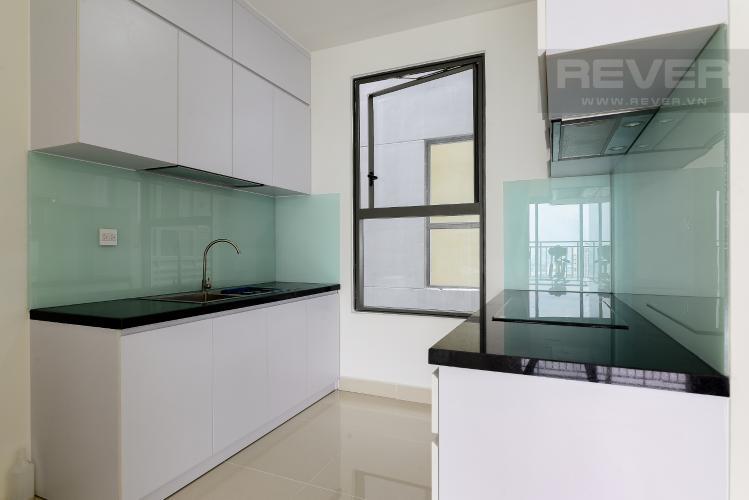 Nhà Bếp Cho thuê căn hộ The Sun Avenue 3PN, tầng cao, nội thất cơ bản, view sông thoáng mát