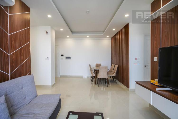 Cho thuê căn hộ Saigon Mia 2PN, tầng trung, diện tích 70m2, đầy đủ nội thất