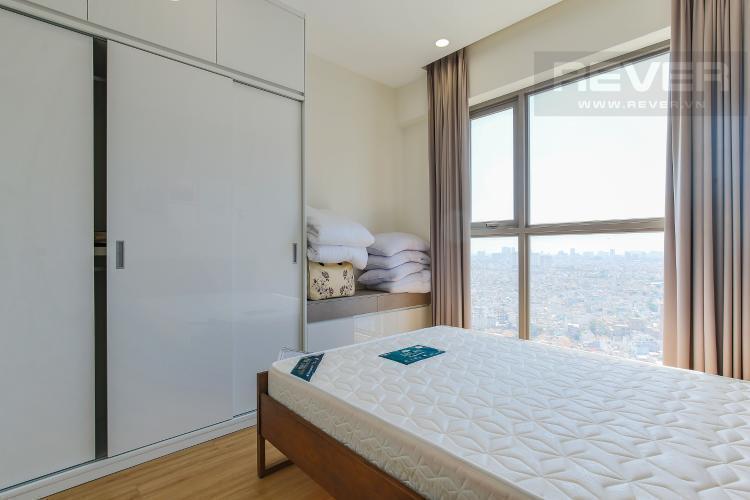 Phòng ngủ căn hộ Masteri Millennium Bán căn hộ Masteri Millennium diện tích 105m2