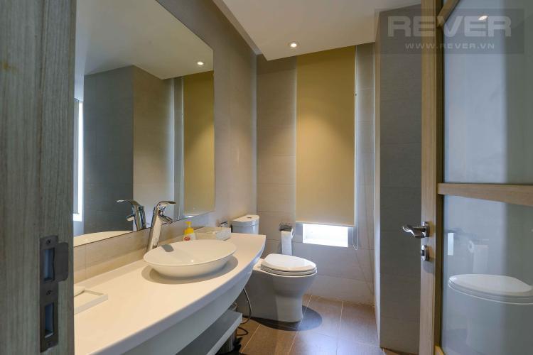 Toilet Bán căn hộ Diamond Island - Đảo Kim Cương 2PN, tháp Brilliant, đầy đủ nội thất, view sông thoáng mát