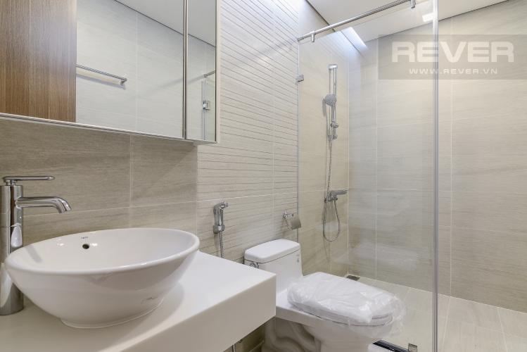 Phòng Tắm 1 Căn hộ Vinhomes Central Park 2 phòng ngủ tầng thấp P7 nhà trống
