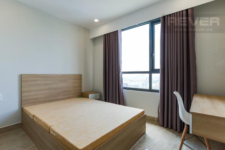 Phòng Ngủ 2 Căn hộ The Gold View 2 phòng ngủ tầng cao tháp B nội thất đầy đủ