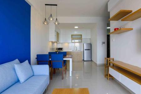 Cho thuê căn hộ The Sun Avenue 2PN, block 1, diện tích 71m2, đầy đủ nội thất