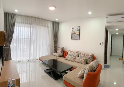 Bán hoặc cho thuê căn hộ Saigon Royal 3PN, tháp A, đầy đủ nội thất, view sông và Bitexco
