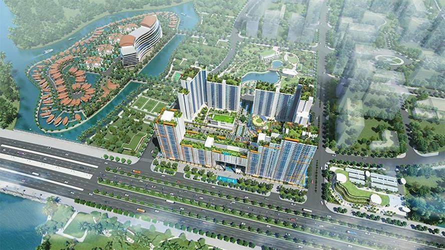 The New City Thủ Thiêm - can-ho-new-city-thu-thiem