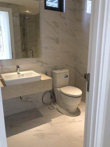 Phòng tắm Diamond Island Quận 2  Căn hộ Đảo Kim Cương tầng thấp, 1 phòng ngủ, đầy đủ nội thất.