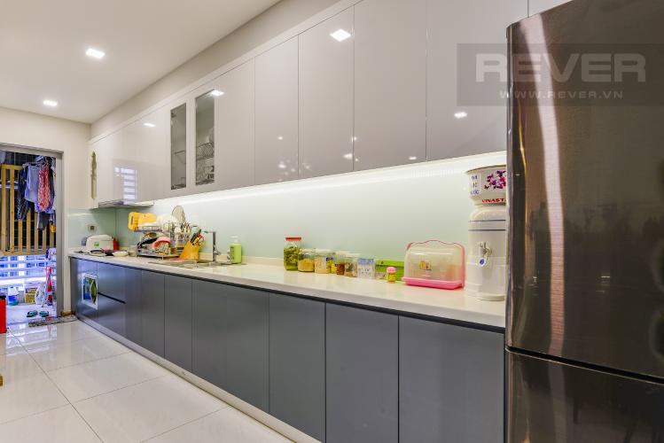 Bếp Căn hộ Vinhomes Central Park 3 phòng ngủ tầng thấp P2 view sông
